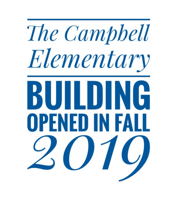 The Campbell building opened in Fall 2019.