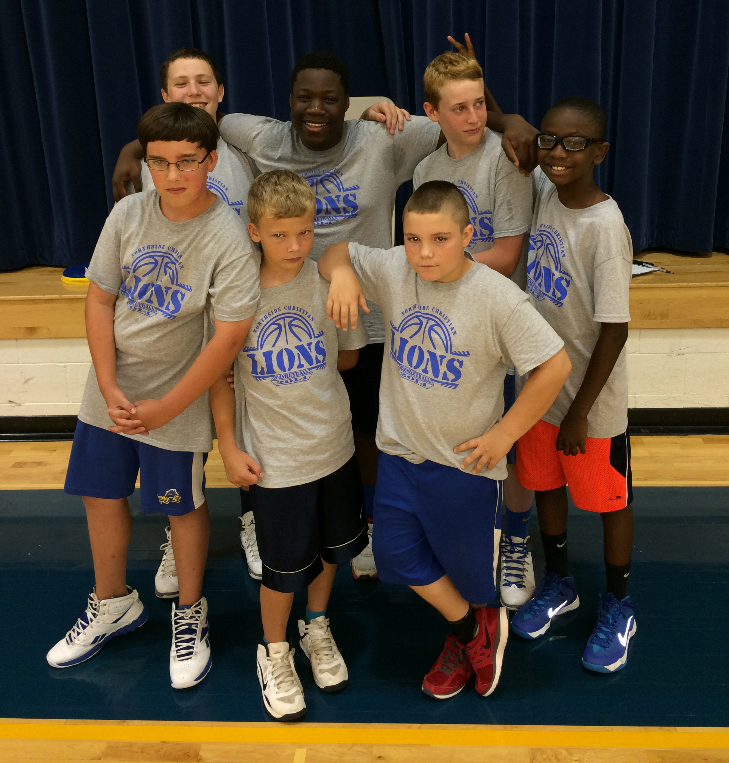 Lions Summer Sports Camps