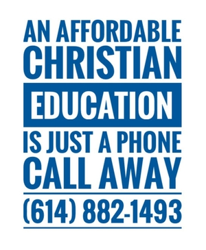 An affordable Christian education is just a phone call away.